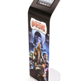 Alur iPad Kiosk Magnetic Graphic Stand Star Wars Uprising
