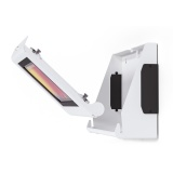 Armodilo Keyo Tablet iPad Kiosk Secure SkyWhite 3 4 Unhinged 1200x1200
