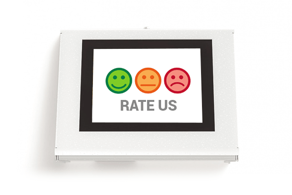 Digital Signage & Real-Time Feedback