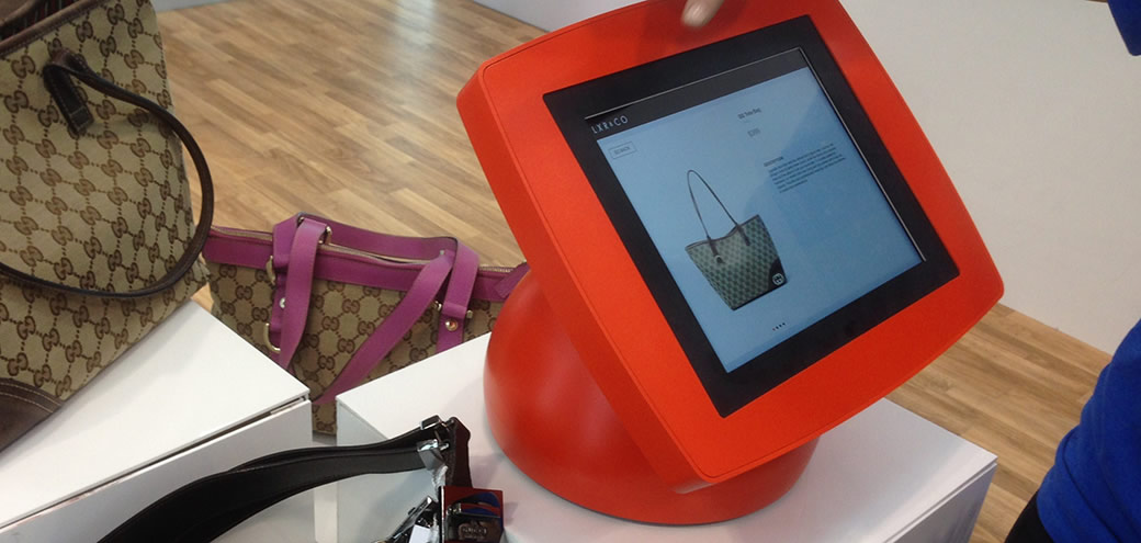 Armodilo Retail Tablet Stand iPad Kiosk 2
