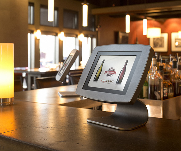 5 Innovative Ways To Use Tablet Kiosks In Hospitality And