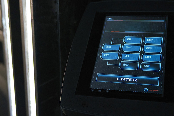 Armodilo Surface Tablet Enclosures On Set In Syfy S Dark