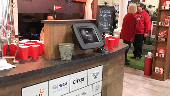 Self-Service Kiosks for Lead Generation