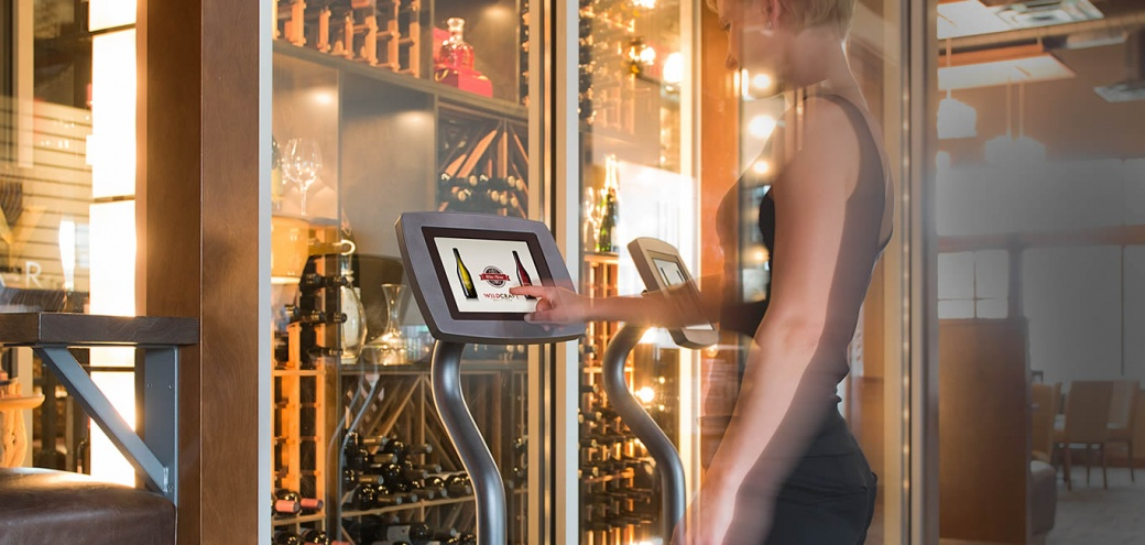 Armodilo Tablet Enclosure iPad Kiosk Insights Hospitality