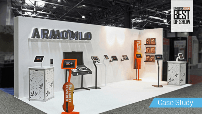 Armodilo Case Study iPad Tablet Kiosk Enclosure