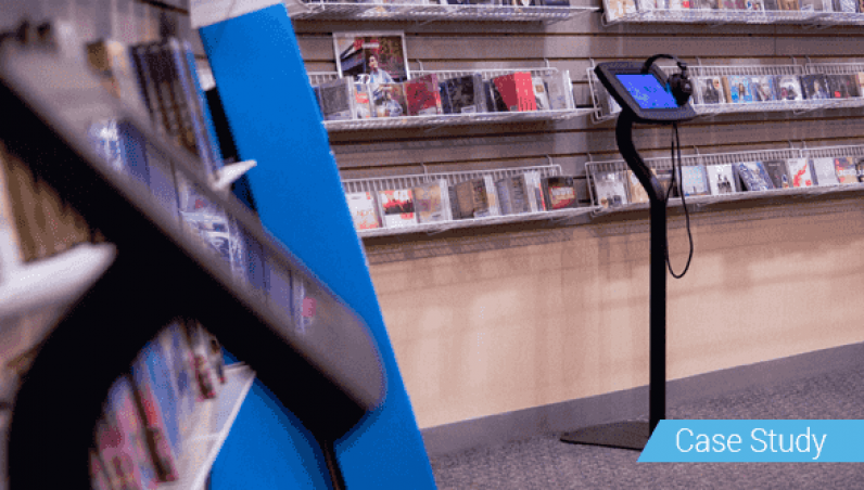 CatchTheFire Armodilo Case Study iPad Tablet Kiosk Enclosure