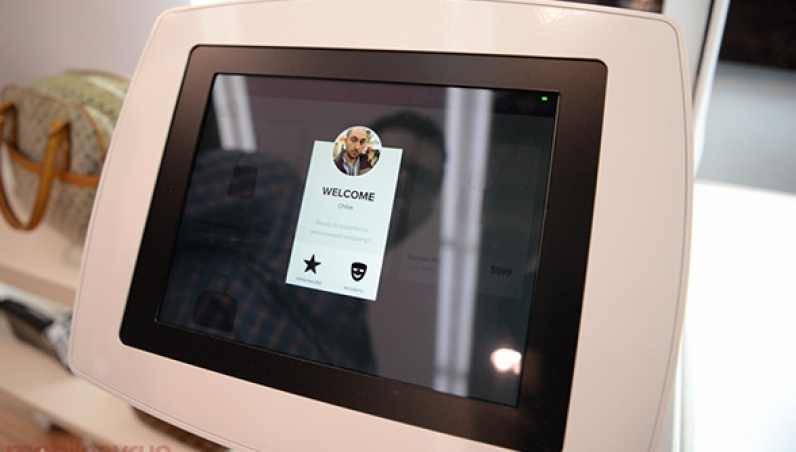 Third Shelf iPad Tablet Kiosk 4
